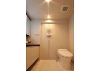 トイレ (北区 優雅な空気が包み込む、気品漂う居心地の良い寛ぎ空間)