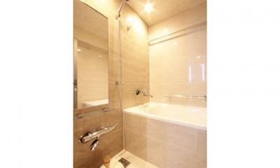 北区 優雅な空気が包み込む、気品漂う居心地の良い寛ぎ空間 (バスルーム)