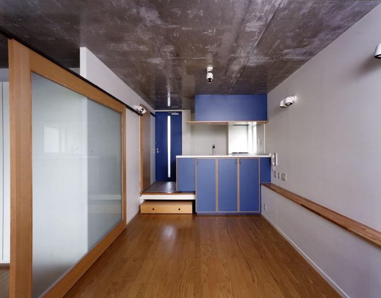 ルミネリックスの部屋 居室
