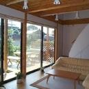 今井保一の住宅事例「八幡の家」
