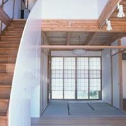 八幡の家 (和室)