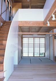 八幡の家の写真 和室