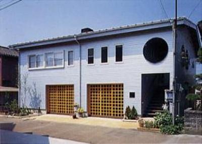長倉の家 (外観1)