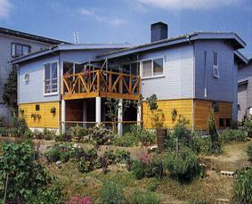 長倉の家 (外観2)