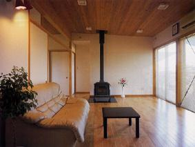 長倉の家 (リビング1)