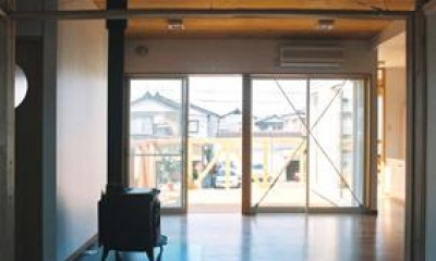 長倉の家 (リビング2)
