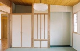 長倉の家 (和室)
