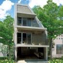 三京建設の住宅事例「中根S邸新築工事・トップライトのある家」