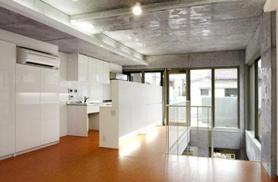 原町S邸新築工事・屋上庭園のある家 (2階LDK)