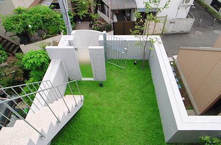 工務店:三京建設「原町S邸新築工事・屋上庭園のある家」