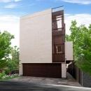 三京建設の住宅事例「江東区O邸新築工事」