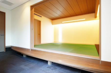 江東区O邸新築工事の写真 和室