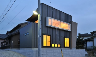 松本の家 (外観)