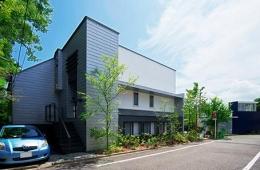 成城O邸新築工事 (外観2)