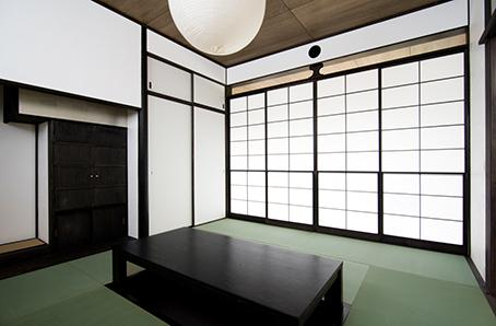 成城O邸新築工事の部屋 和室