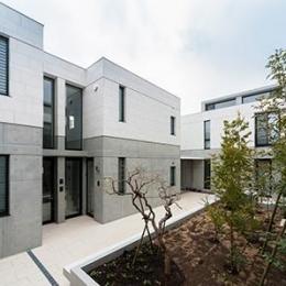 自由が丘H邸新築工事 (賃貸併用住宅外観2)