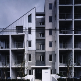 建築家 桑原聡の住宅事例「ルミネリックス」