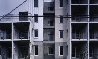 中野の集合住宅 ルミネリックス