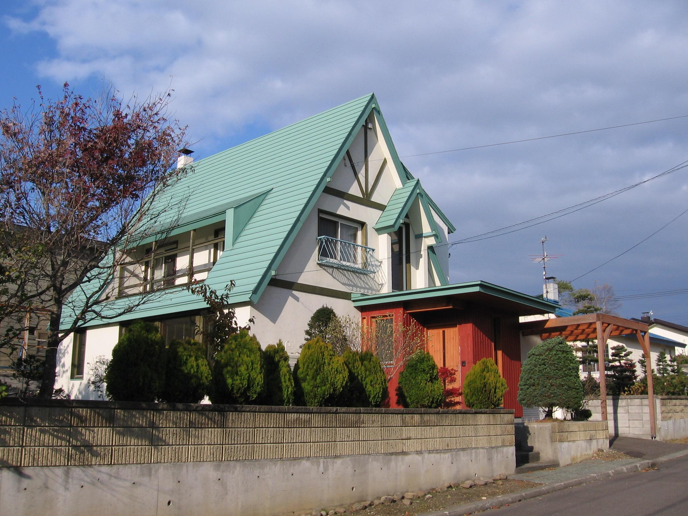 北広島E邸 (外観)