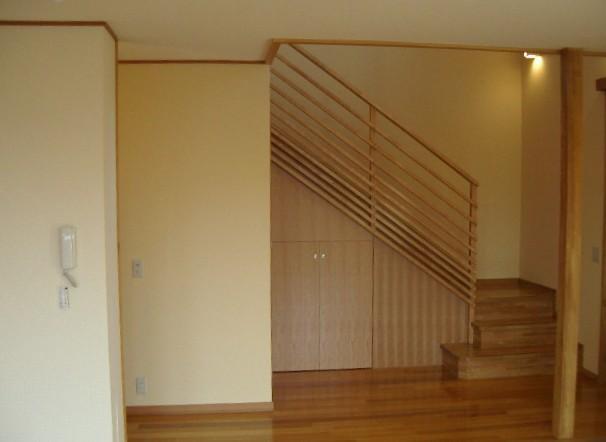 北広島E邸 (階段)