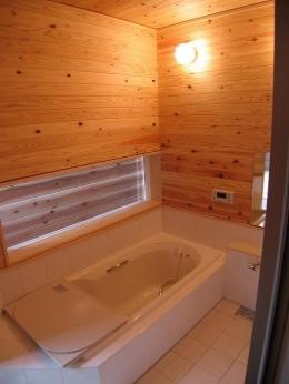 世田谷I邸-1 (1階浴室)