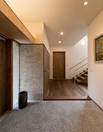 津のコートハウスの部屋 玄関