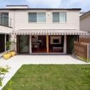 才本 清継の住宅事例「外断熱の家・自由が丘のコートハウス」