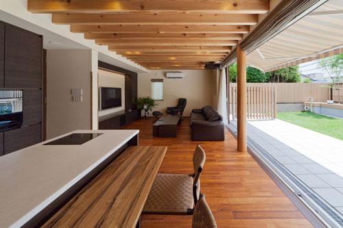 建築家:才本 清継「外断熱の家・自由が丘のコートハウス」