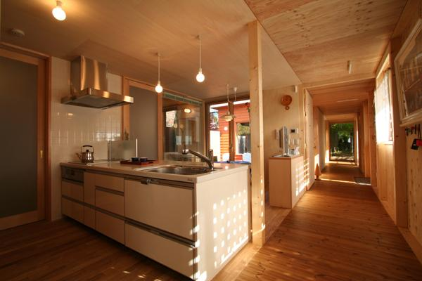 円山のPASSAGEの部屋 キッチン