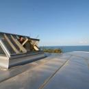 天窓と屋根