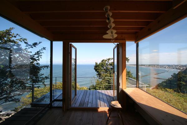 建築家:戸島 健二郎「海の崖っぷちのSOHO」