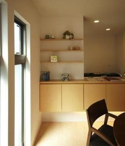 名古屋市 モデルルーム 桜山プロジェクト (キッチン)