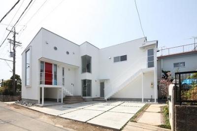 豊山町の家 (外観)