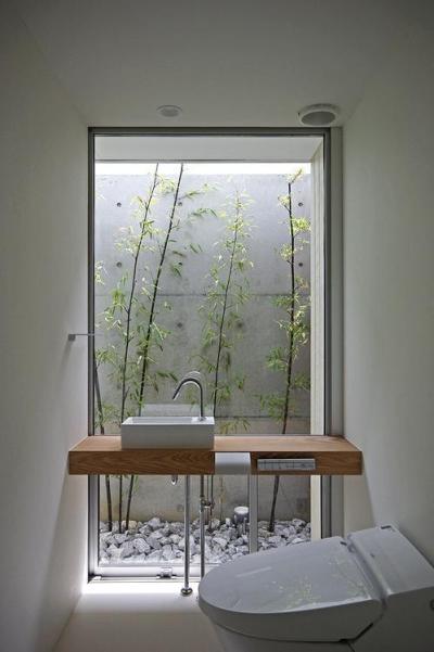 トイレ (豊橋の家)