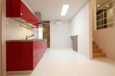 豊山町の家 (キッチン)