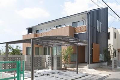 TARAGAの家 (外観)