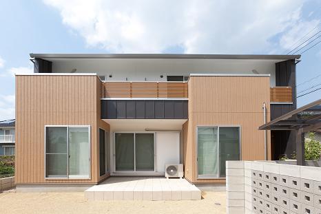 TARAGAの家の写真 外観-正面