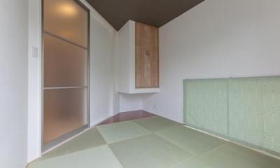 TARAGAの家 (和室)
