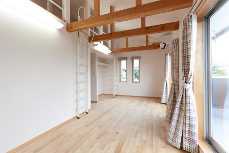TARAGAの家 (ベッドルーム)