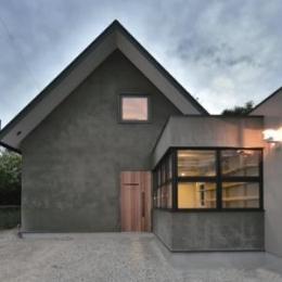 守山の家 (外観(撮影:加納フォト))