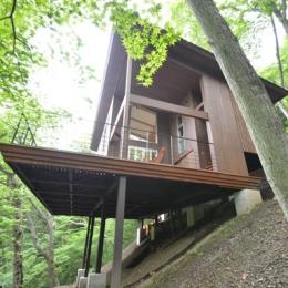 大きな栗の木の下の家 (外観2)