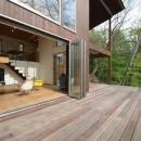 鎌田賢太郎の住宅事例「大きな栗の木の下の家」