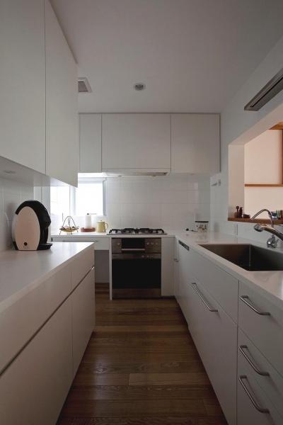 武蔵野の家 (キッチン)