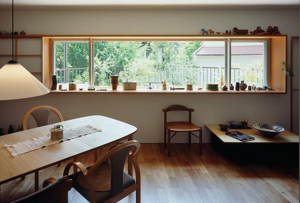 建築家:八島正年/八島夕子「神木本町の家」
