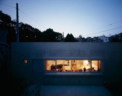 外観 (神木本町の家)