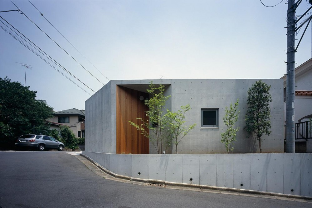 神木本町の家 (外観)