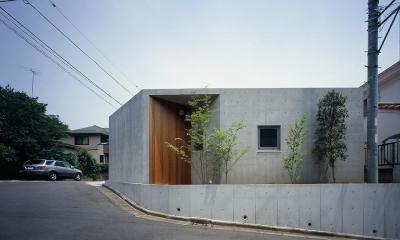 神木本町の家