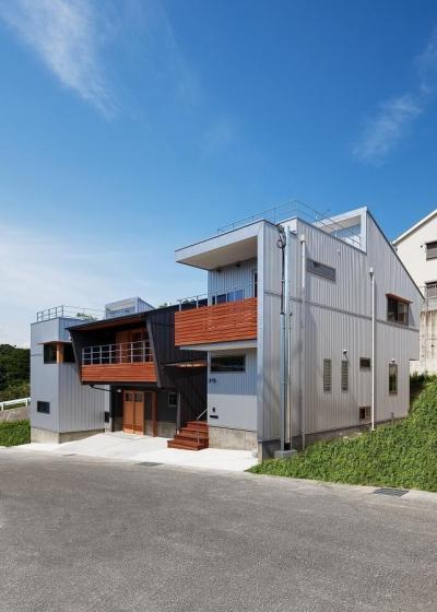 生駒の家 (外観2)