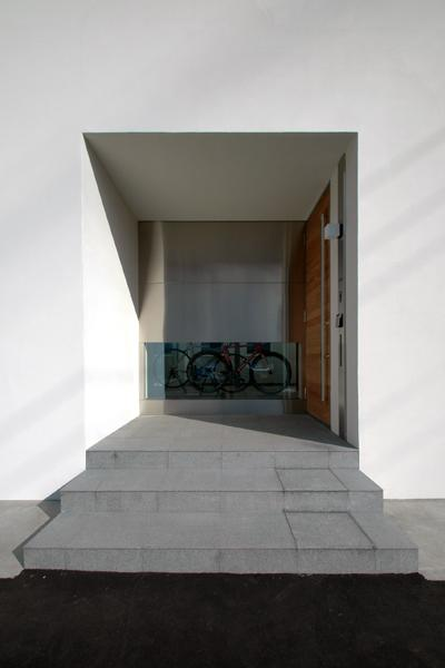 HOUSE ITの部屋 玄関-外観