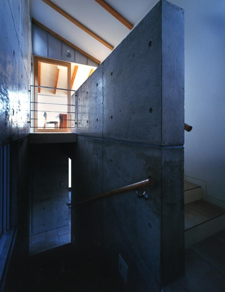 ECOの部屋 階段